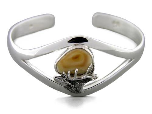 Elk Ivory Bracelet